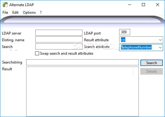 Download Alternate LDAP 1 650