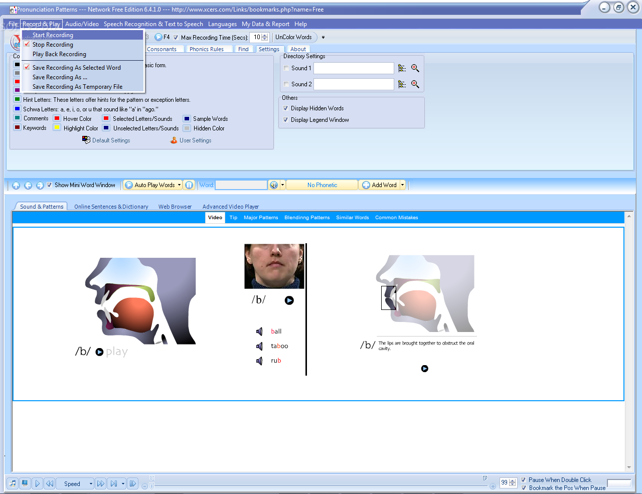 english pronunciation software free download for pc