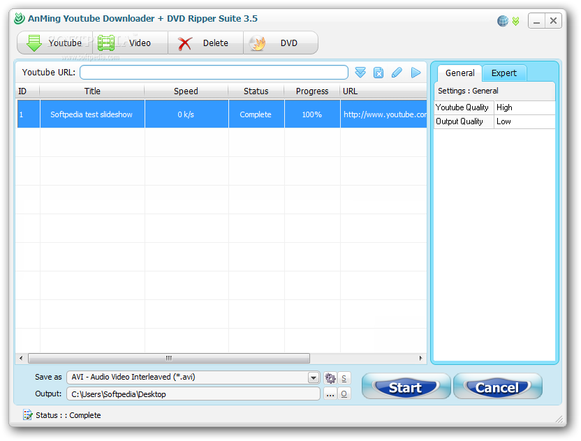 Anming youtube downloader dvd ripper suite from the dedicated
