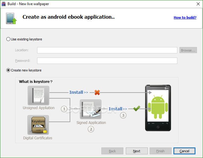 Download Android Live Wallpaper Maker 1.3.1