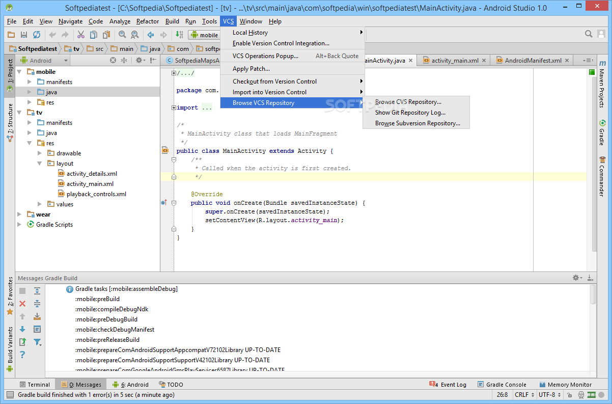 Download Android Studio 3 5 / 3 6 Canary 11