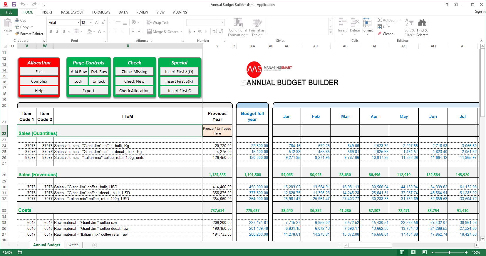 download annual budget builder 2 2 10 3