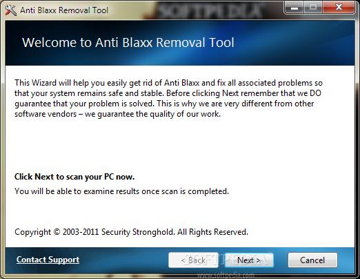anti blaxx