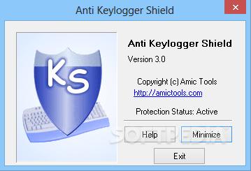 prevent keylogging