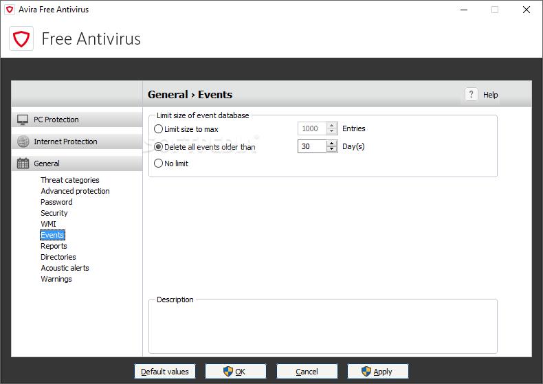 Download Avira Free Antivirus 15 0 1908 1548