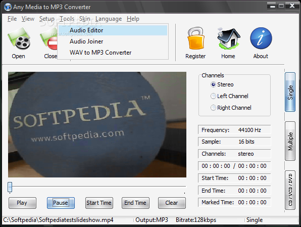 Download Any Media to MP3 Converter 4.1