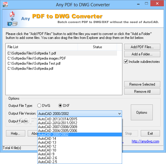 pdf to dwg converter download free trial