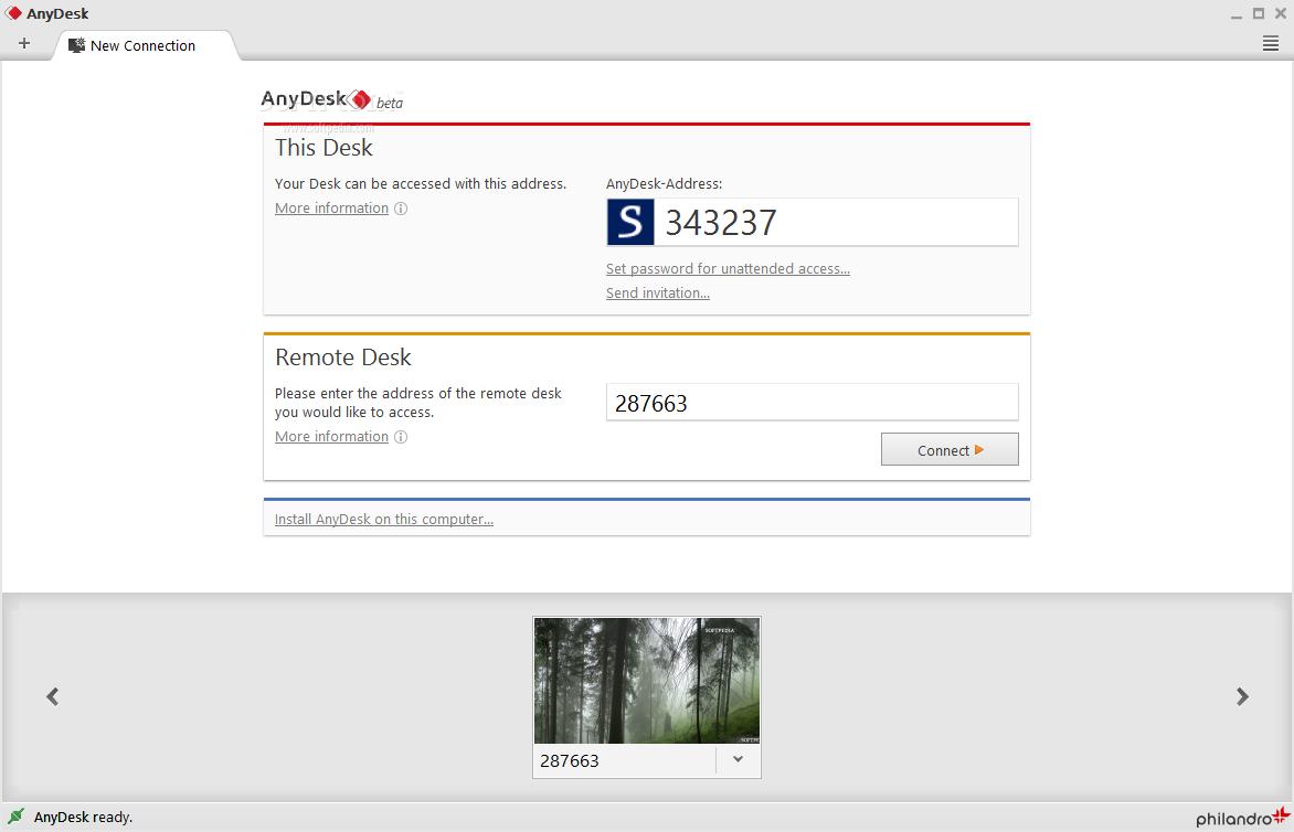 AnyDesk 4.2.3