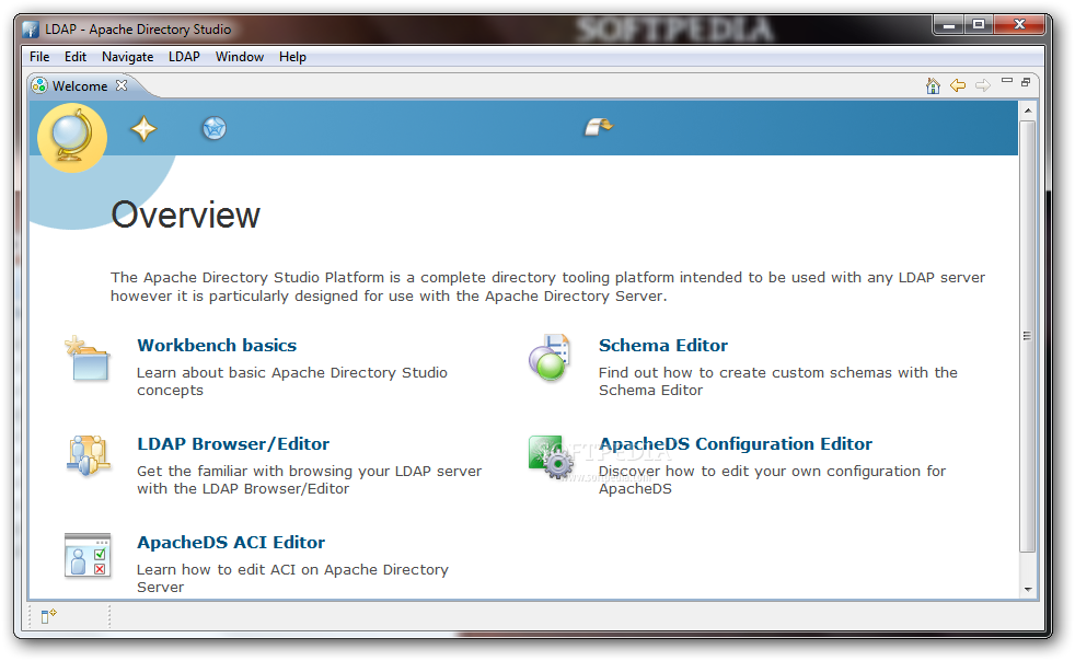 Download Apache Directory Studio 2 0 0 Build 20120224 / 2 0