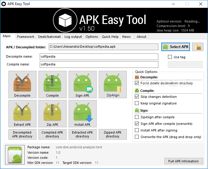 Download Apk Easy Tool 1 55