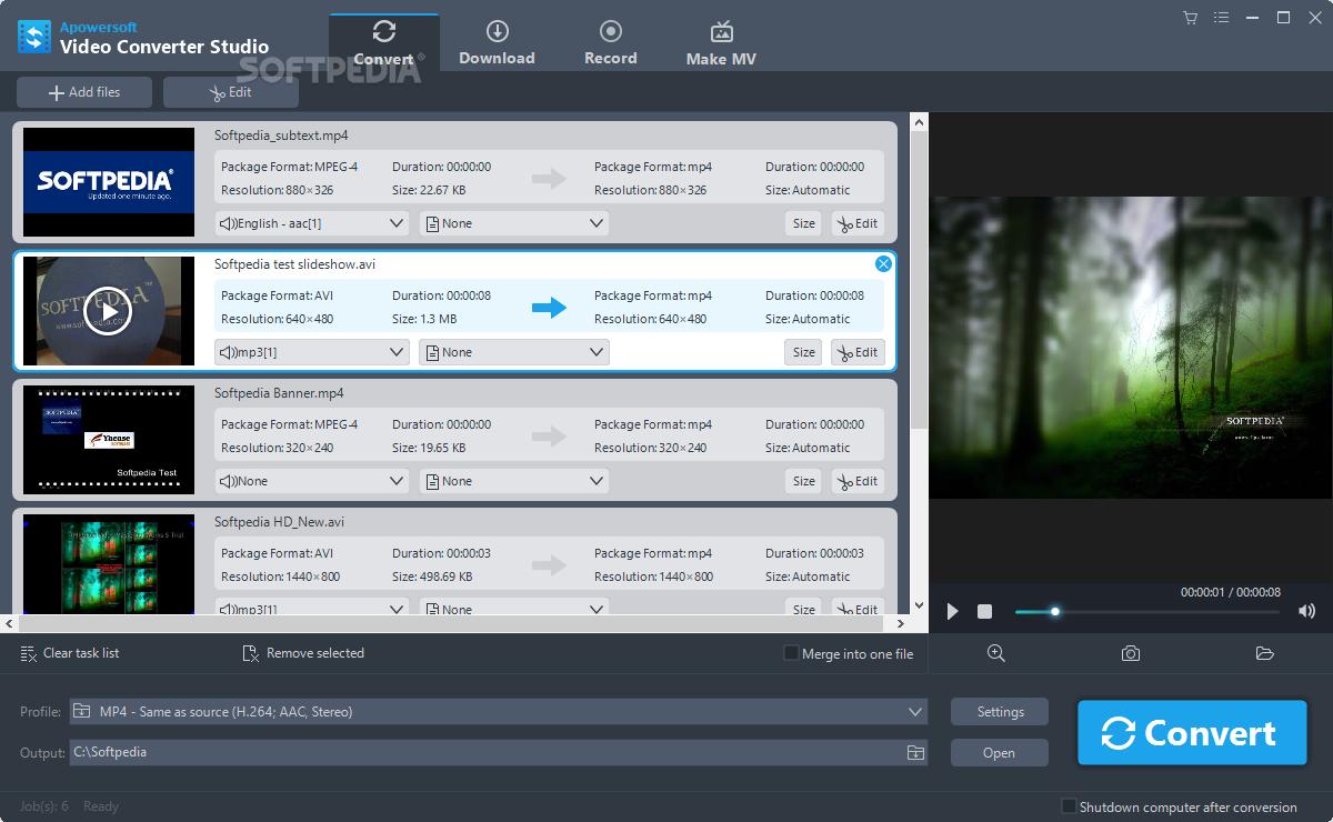 Download Apowersoft Video Converter Studio 4.7.8 Build 05 ...  Download Apower...