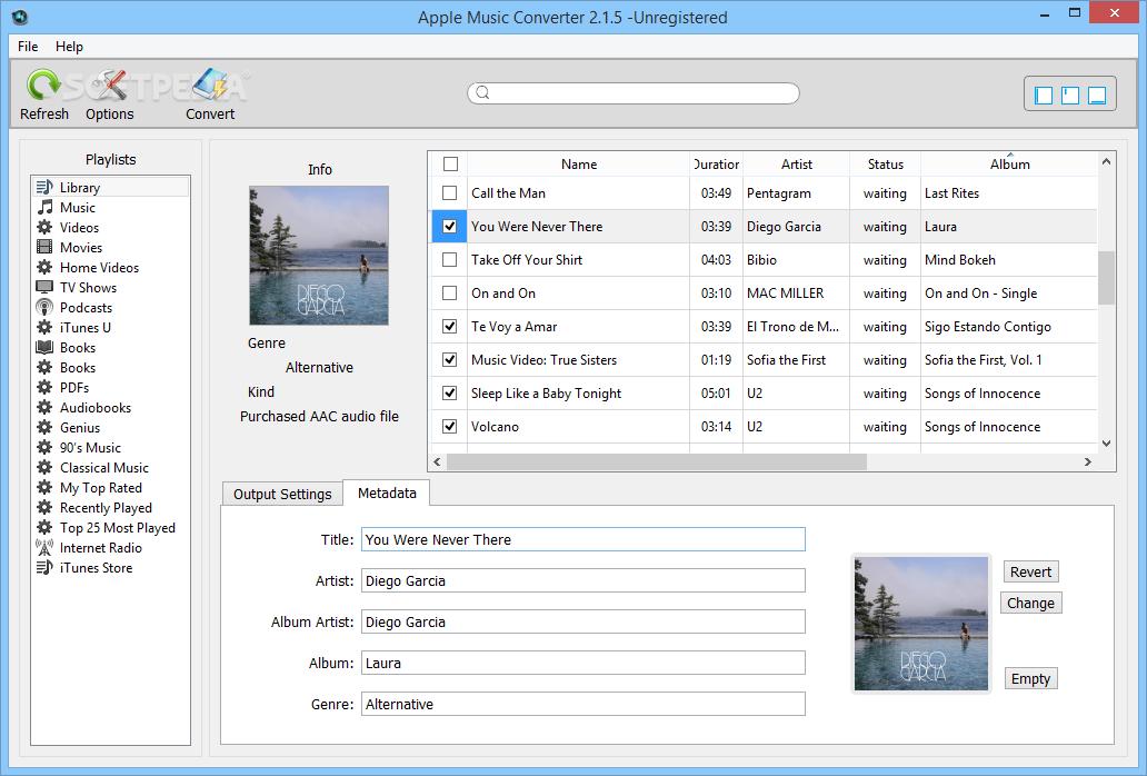 Download Apple Music Converter 2 3 5