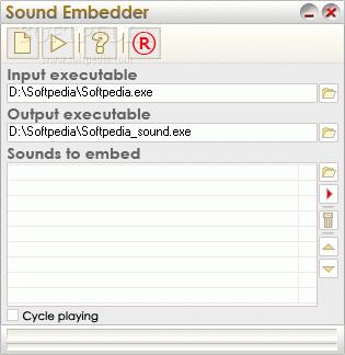 sound embedder