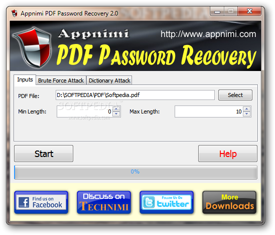 PDF Password Recover 4 Coming Soon