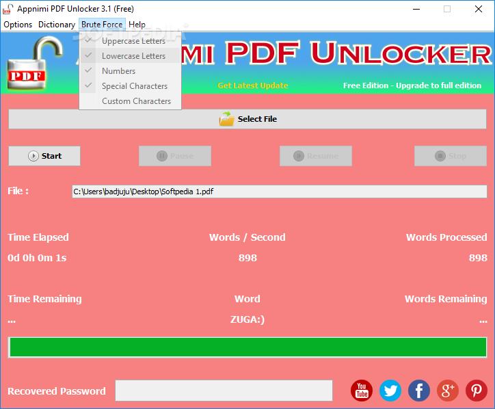 appnimi all-in-one password unlocker 3.5 license key