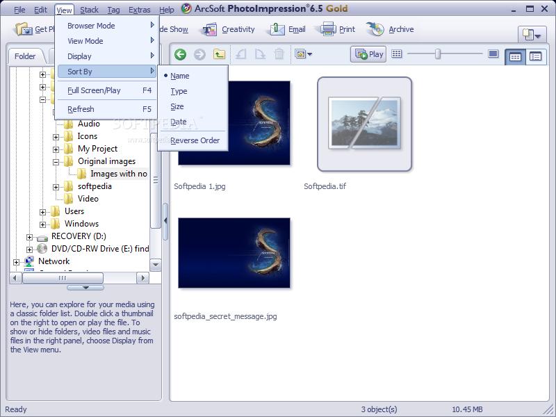 arcsoft photoimpression 6.5