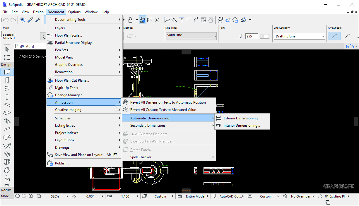 Download ArchiCAD 22 Build 5009 / Update 6021