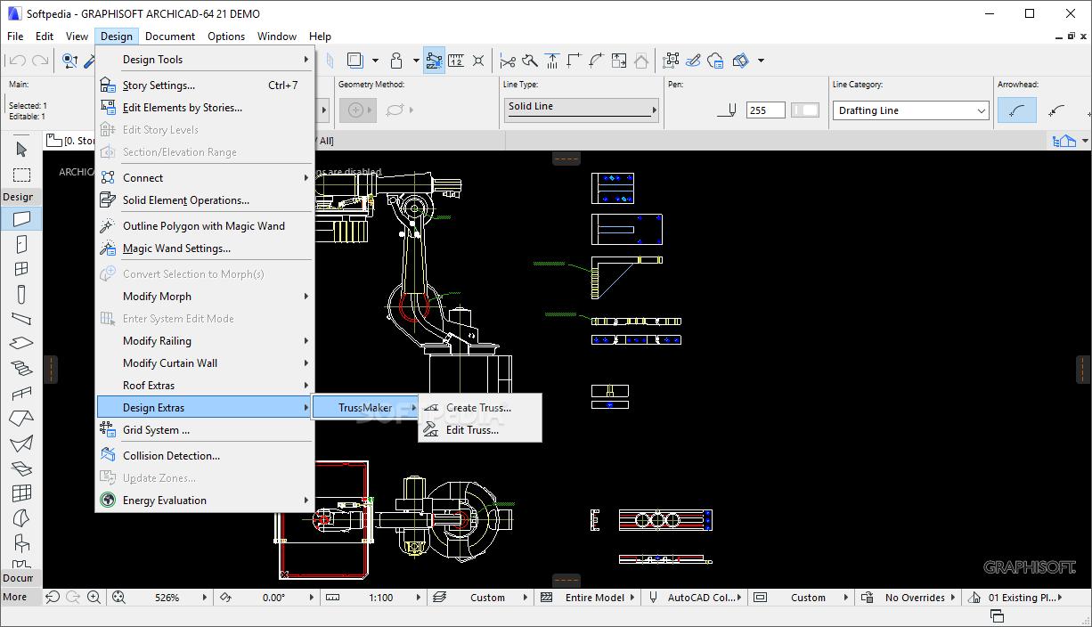 Download ArchiCAD 22 Build 5009 / Update 6021