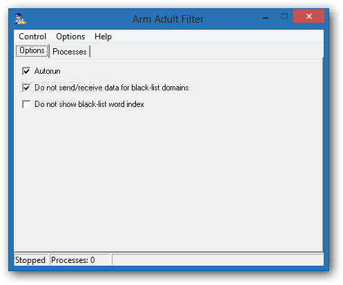 ������ Arm Adult Filter 1.0 ���� ������ �� ������� ��������