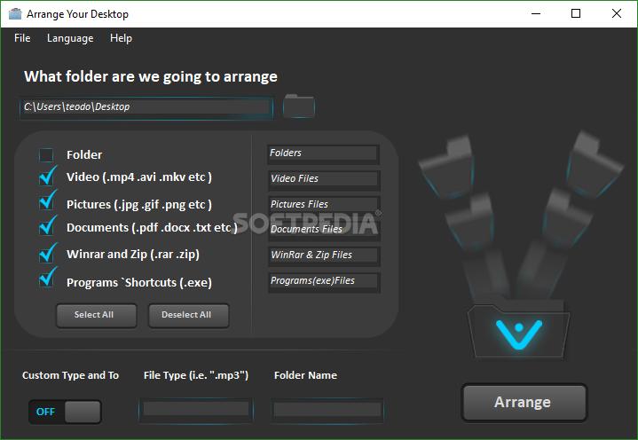 Download Arrange Your Desktop 2 1 0