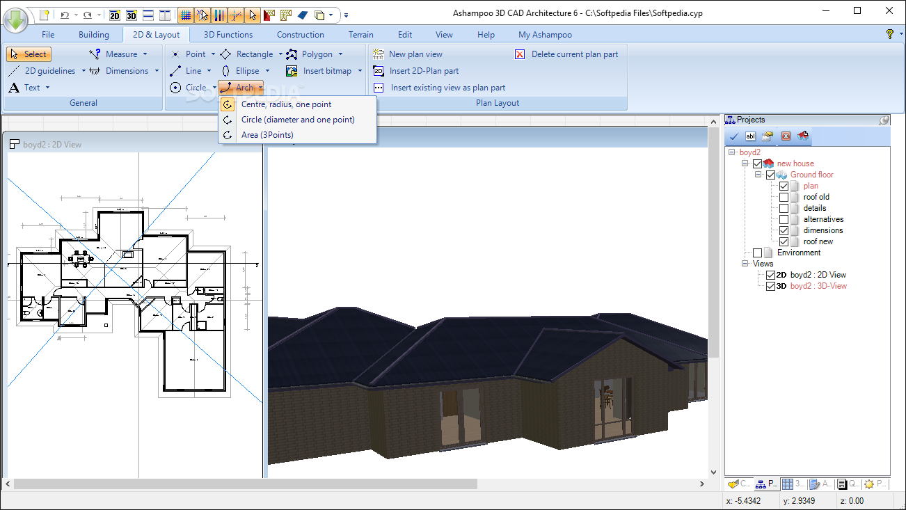 Ashampoo 3d cad architecture download 3d drawing software free download