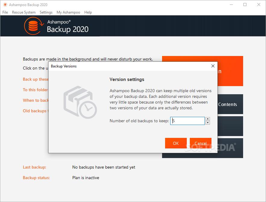 Download Ashampoo Backup 2020 12 06