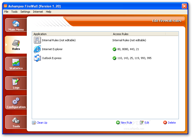 how to add a program to your firewall
