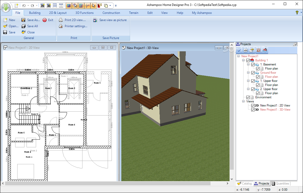 Download Ashampoo Home Designer Pro 4.1.0