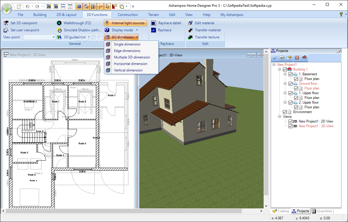 3d Home Architect The Complete Software Solution For Easy