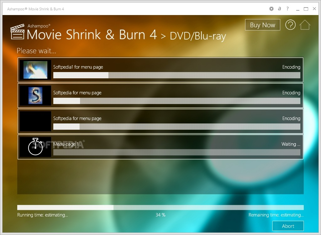 Ashampoo movie shrink & burn 4. 0. 2 (free) download latest.