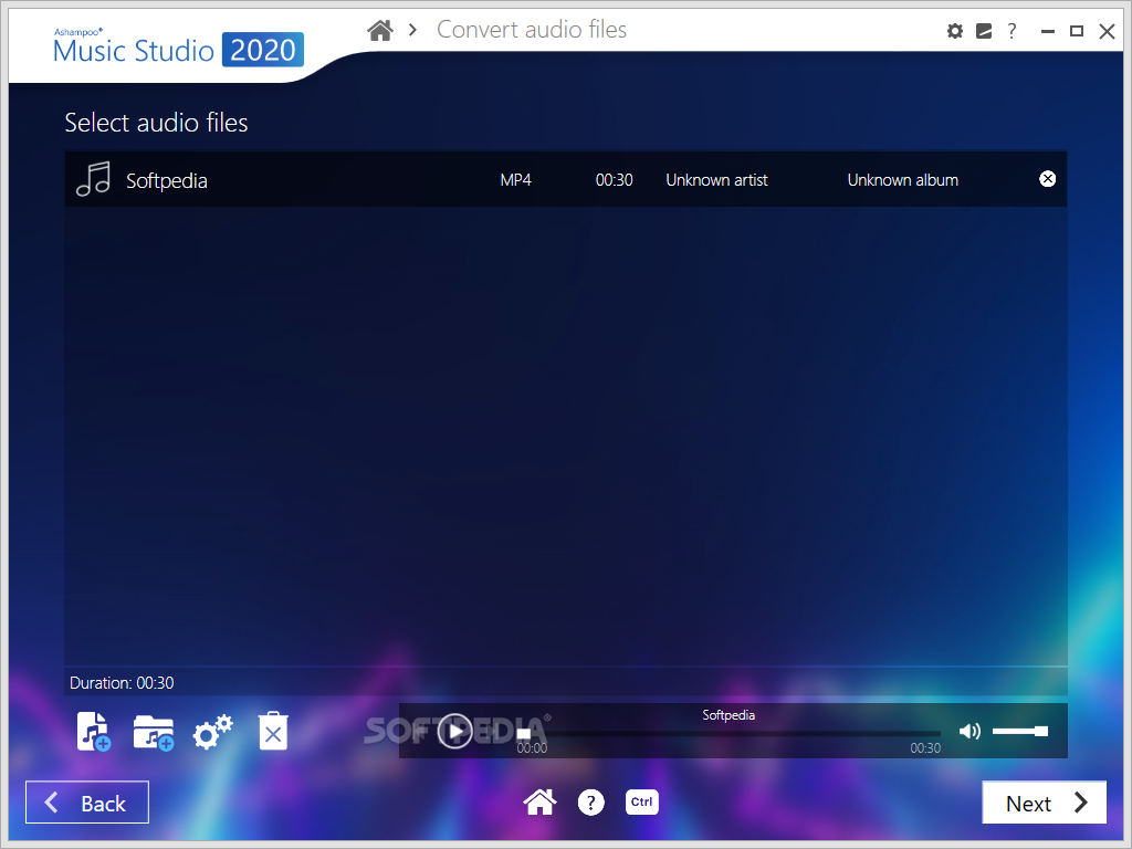 Windows 10 Sample Music