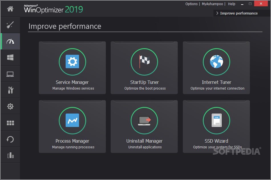 Download Ashampoo WinOptimizer 2019 15 00 05