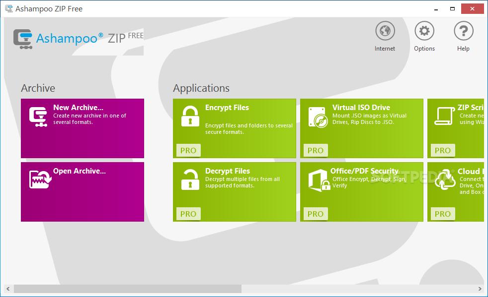 Download Ashampoo ZIP Free 1 07 01