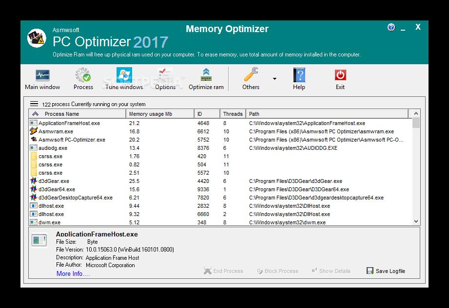 Download Asmw PC-Optimizer Pro 2018 (10 00 Build 3081)
