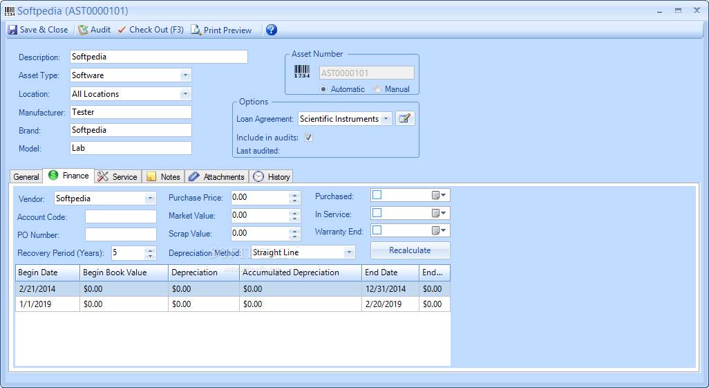 Download Asset Manager - Enterprise Edition 3.1.1004.0