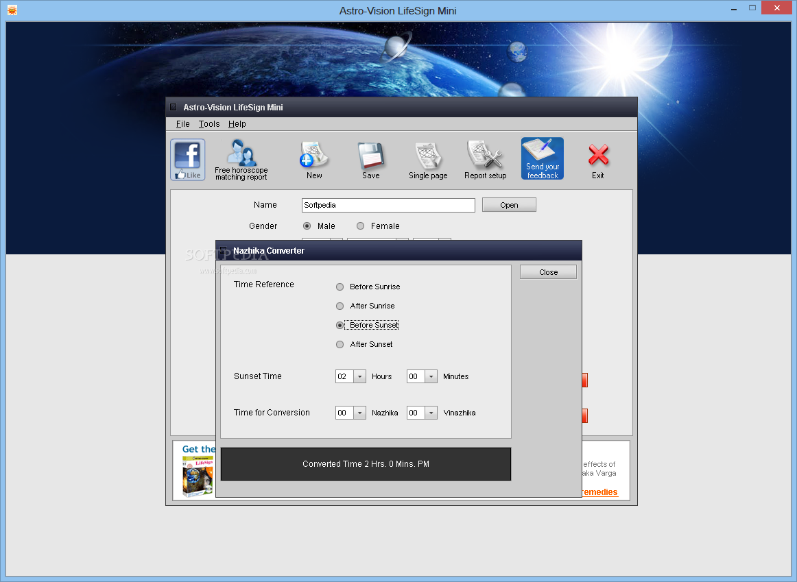 astro vision software full version free download