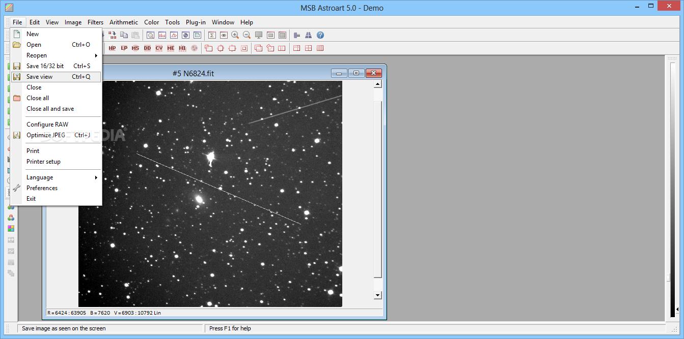 astroart 4.0