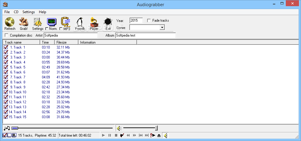 free audiograbber download full version