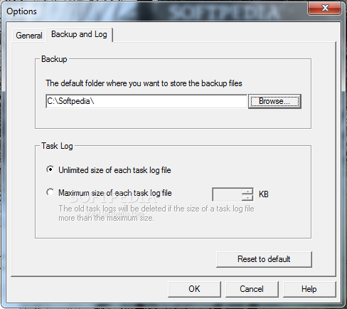 how to delete auto backup