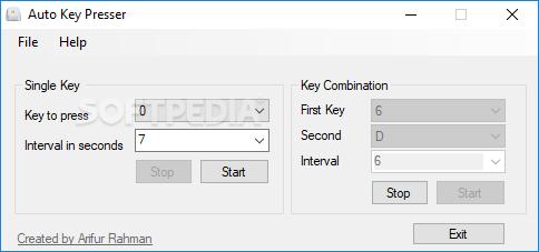 Download Auto Key Presser 0 0 7