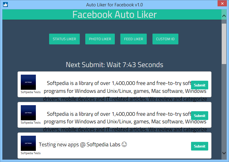 facebook likes generator v3.1.exe free download