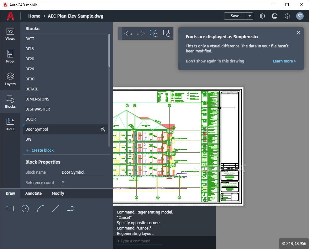 Download AutoCAD Mobile - DWG Viewer, Editor & CAD Drawing