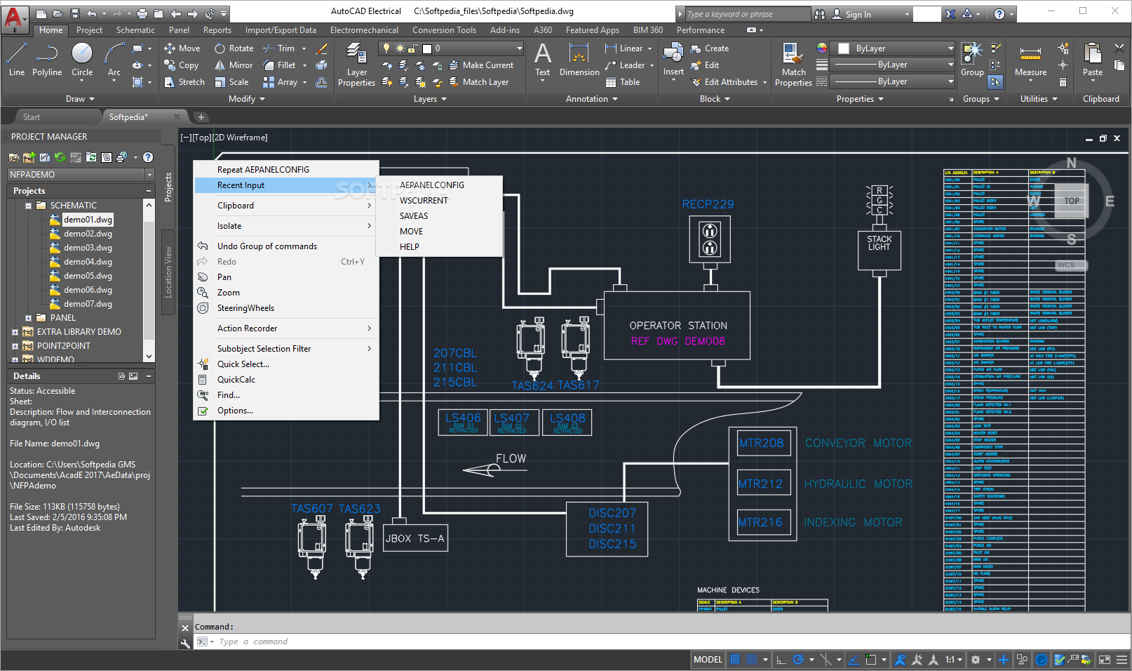 Download AutoCAD Electrical 2019 / 2019.0.1 Hotfix