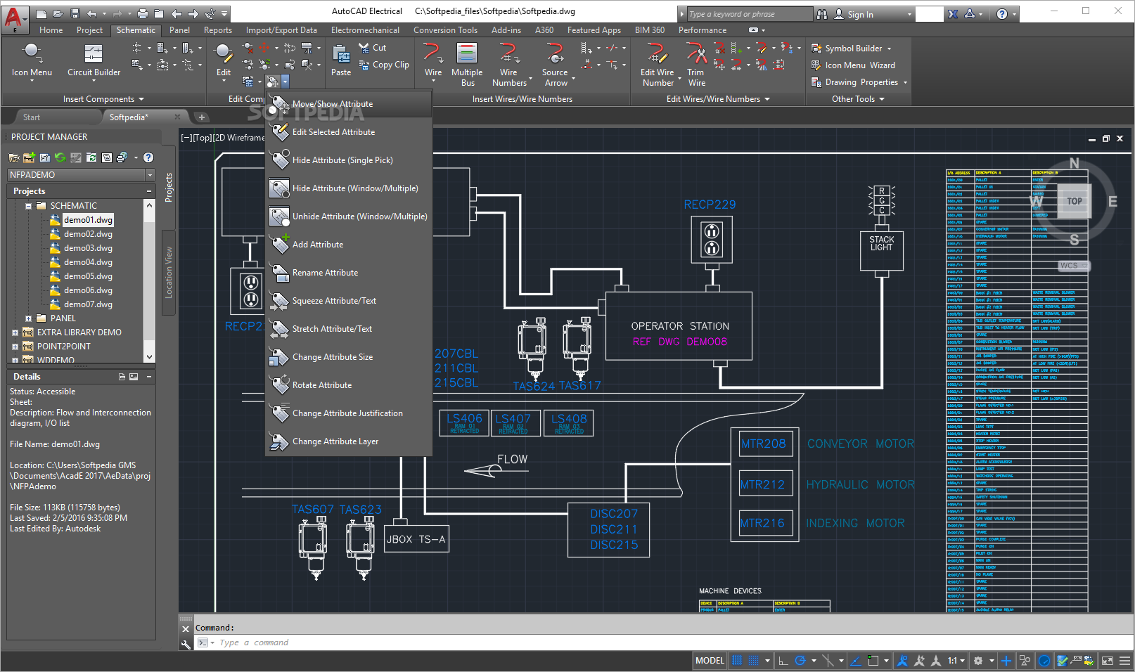 Download Autocad Electrical 2019 201911 Hotfix Circuit Design Suite Screenshot 34 5
