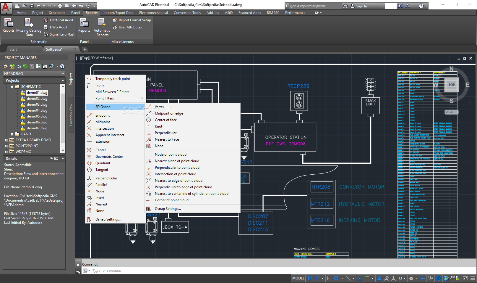 Download Autocad Electrical 2019 201911 Hotfix Circuit Design Suite Screenshot 34 7