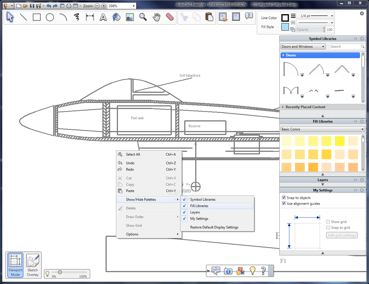 Autocad freestyle build r18.0.0.585 by jamessul