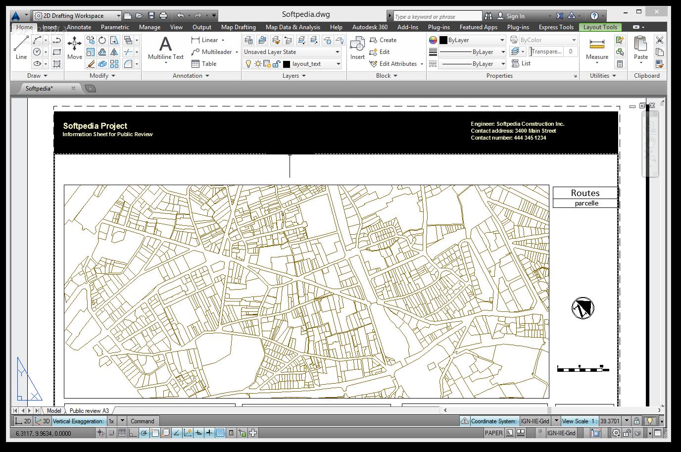 Download AutoCAD Map 3D 2019 22 0 022 4 / 2019 1 1 Hotfix