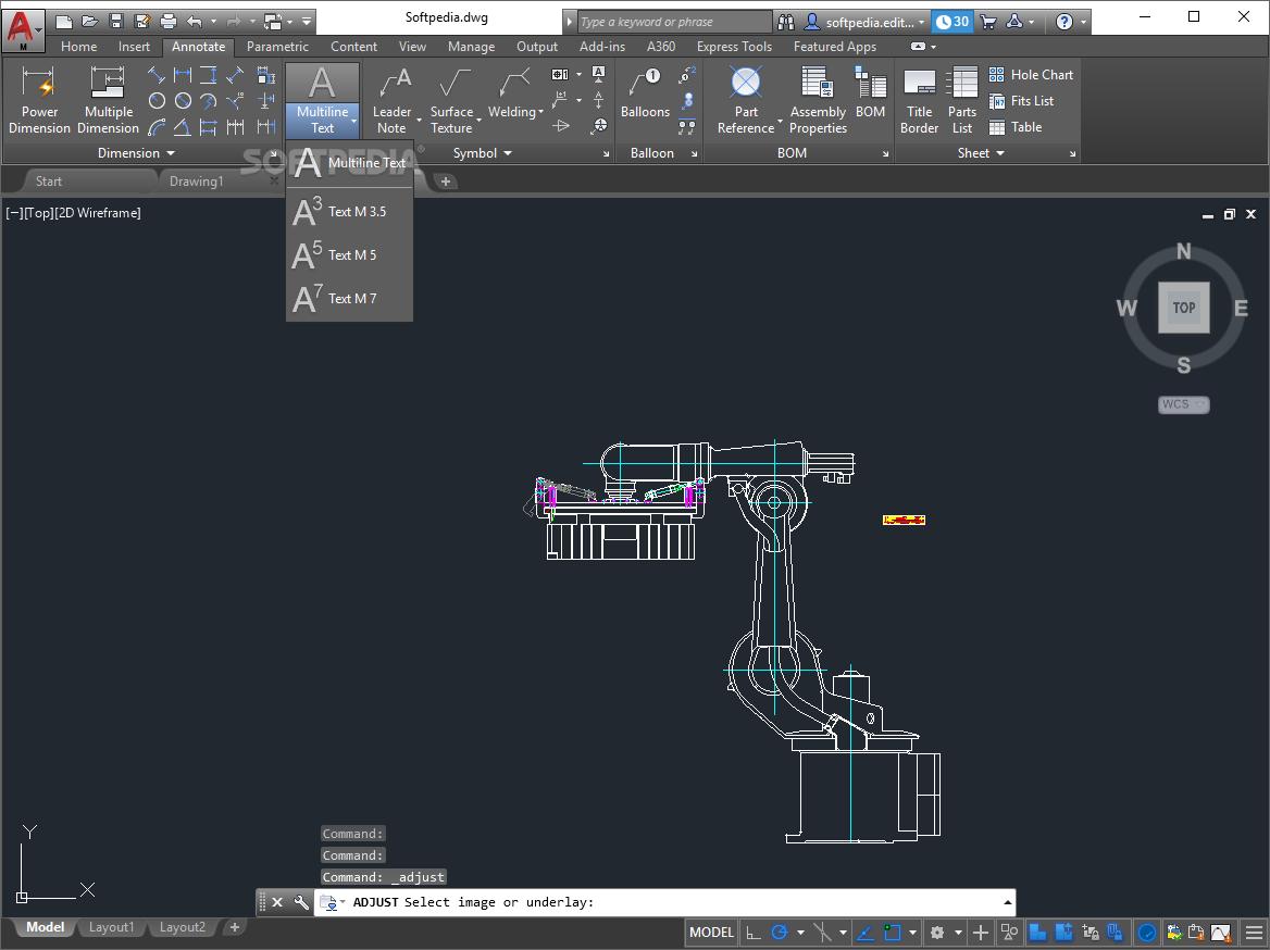 Download Autocad Mechanical 2019 201911 Hotfix