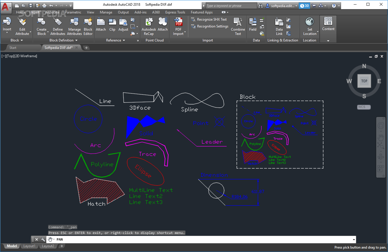 how to use student version autocad