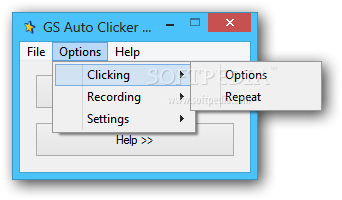 gs auto click 3.1